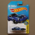 Hot Wheels 2016 HW Speed Graphics Nissan Fairlady Z (blue) (Need For Speed) (SEE CONDITION)