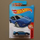 Hot Wheels 2016 Then And Now '90 Acura NSX (blue) (SEE CONDITION)