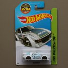 Hot Wheels 2015 HW Workshop Mazda RX-7 (white) (SEE CONDITION)