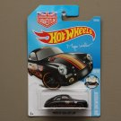 Hot Wheels 2016 HW Showroom Porsche 356A Outlaw (black) (Magnus Walker) (SEE CONDITION)