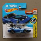 Hot Wheels 2016 HW Speed Graphics Nissan Fairlady Z (blue) (Need For Speed)
