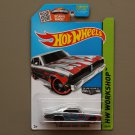 Hot Wheels 2015 HW Workshop '74 Brazilian Dodge Charger (ZAMAC silver - Walmart Excl)