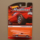 Hot Wheels 2015 Heritage Redline '69 Mercury Cyclone (SEE CONDITION)
