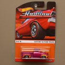 Hot Wheels 2015 Heritage Redline Custom '56 Ford Truck