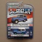 Greenlight Hot Pursuit Series 16 1967 Ford Ford Bronco (Glen Alpine Police Dept.) (Green Machine)
