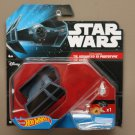 Hot Wheels 2015 Star Wars Ships Darth Vader's TIE Advanced X1 Prototype