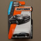 Matchbox 2015 MBX Adventure City '15 Jaguar F-Type Coupe (black)