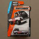 Matchbox 2015 MBX Adventure City '66 Dodge A100 (black)