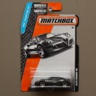 Matchbox 2015 MBX Adventure City Alfa Romeo 4C (graphite)