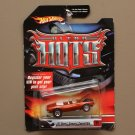 Hot Wheels 2007 Ultra Hots '67 Chevy Camaro Convertible (orange) (SEE CONDITION)