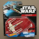Hot Wheels 2015 Star Wars Ships Rebel X-Wing Fighter (Red 5)