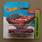 [PACKAGE ERROR] Hot Wheels 2015 HW Workshop '65 Ford Ranchero (magenta)