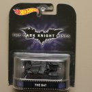 Hot Wheels 2015 Retro Entertainment The Bat (Batman - The Dark Knight Rises) (SEE CONDITION)