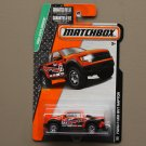 Matchbox 2015 MBX Explorers Ford F-150 SVT Raptor (orange)