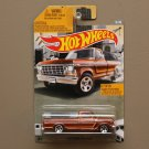 Hot Wheels 2016 Rad Trucks '79 Ford Pickup