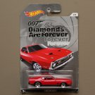 Hot Wheels 2015 James Bond 007 '71 Ford Mustang Mach 1 (Diamonds Are Forever) (SEE CONDITION)