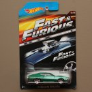 Hot Wheels 2015 Fast & Furious '72 Ford Gran Torino Sport (SEE CONDITION)