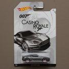 Hot Wheels 2015 James Bond 007 (COMPLETE SET OF 5 CARS)