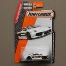 Matchbox 2015 MBX Heroic Rescue Lamborghini Gallardo LP 560-4 Polizia (white)