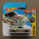 Hot Wheels 2016 HW Art Cars Custom '69 Volkswagen Squareback (pastel green)