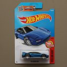 [MISSING TAMPO ERROR] Hot Wheels 2016 Then And Now '90 Acura NSX (blue)