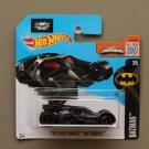Hot Wheels 2016 Batman The Dark Knight Batmobile (Tumbler) (black)
