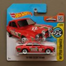 Hot Wheels 2016 HW Speed Graphics '70 Ford Escort RS1600 (red)