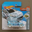 Hot Wheels 2016 HW Snow Stormers '12 Ford Fiesta (blue)