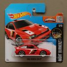 Hot Wheels 2016 Nightburnerz '85 Honda CR-X (red) (SEE CONDITION)