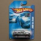 Hot Wheels 2008 HW All Stars '07 Cadillac Escalade (grey)