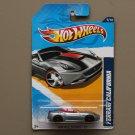 Hot Wheels 2012 HW All Stars Ferrari California (silver) (SEE CONDITION)