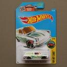 Hot Wheels 2016 HW Art Cars Custom '69 Volkswagen Squareback (white - Kmart Excl.)