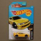 Hot Wheels 2016 Nightburnerz Custom '01 Acura Integra GSR (yellow)