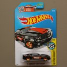 Hot Wheels 2016 HW Speed Graphics '13 Chevrolet COPO Camaro (black) (SEE CONDITION)