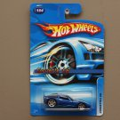 Hot Wheels 2006 Collector Series Corvette C6 (blue - Kmart Excl.)