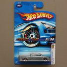 Hot Wheels 2006 First Editions Nissan Titan (grey)