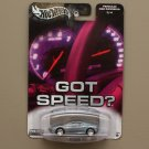 Hot Wheels 2003 Got Speed? Ferrari 360 Modena (grey)