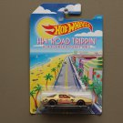 Hot Wheels 2015 Road Trippin' 80's Pontiac Firebird (SEE CONDITION)