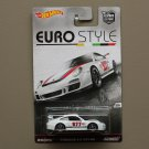 Hot Wheels 2016 Car Culture Euro Style Porsche 911 GT3 RS (Magnus Walker)