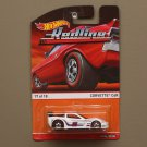 Hot Wheels 2015 Heritage Redline Corvette C6R