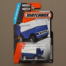 Matchbox 2016 MBX Adventure City Zamboni Ice Resurfacing Machine (blue/white)