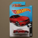 Hot Wheels 2016 BMW BMW M4 (red)