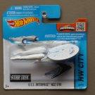 Hot Wheels 2015 HW City U.S.S. Enterprise NCC-1701 (Star Trek) (SEE CONDITION)