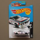 Hot Wheels 2016 BMW '73 BMW 3.0 CSL Race Car (white)