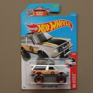 Hot Wheels 2016 HW Rescue Chevy Blazer 4x4 (ZAMAC silver - Walmart Excl.)