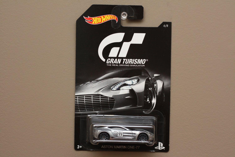 Hot Wheels 2016 Gran Turismo Aston Martin ONE-77