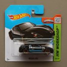 Hot Wheels 2015 HW Workshop Nissan 370Z (black)