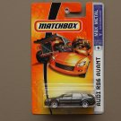 Matchbox 2007 MBX Metal Audi RS6 Avant (grey)