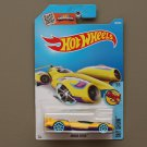 Hot Wheels 2016 Sky Show 4ward Speed (yellow/purple) (Treasure Hunt)