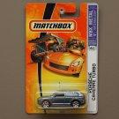 Matchbox 2006 MBX Metal Porsche Cayenne Turbo (grey)